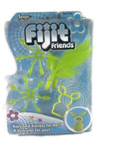 Fijit Friends - Accessory Pack (2011) [Sage] Mattel - Girl Tech