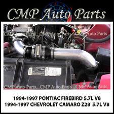 BLACK 1994-1997 PONTIAC FIREBIRD 5.7 5.7L V8 LT1 COLD AIR INTAKE SYSTEMS