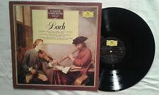 Bach - Concerto Per Violino, Oboe, Archi E Continuo-Disco 33 Giri LP ITALIA 1987