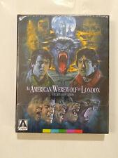 An American Werewolf in London (Blu-ray) Limited Edition Arrow Video Sealed Oop