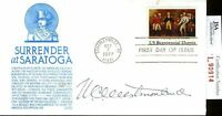 General William Westmoreland Jsa Authenticated Signed Fdc Certed Autograph