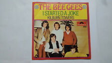Disco vinile 45 giri BEE GEES  I started a joke / Kilburn towers