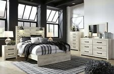 Ashley Furniture Cambeck Queen 6 Piece Panel Bedroom Set