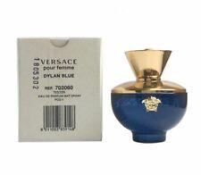 Versace Dylan Blue Pour Femme 3.4 Oz EDP Spray NIB TSTR For Women