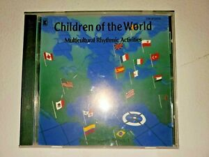Children of World Multicultural Rhythmic Activities - CD