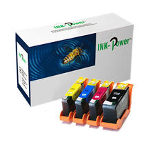 4 No 100 INK CARTRIDGES FOR LEXMARK Pro 803 805 903 904