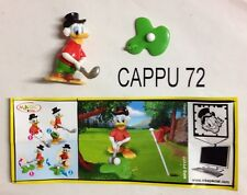 MICKEY MOUSE & FRIENDS- ZIO PAPERONE+ CARTINA  FT177  ITALIA