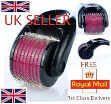 10 X Titanio Micro Ago Derma Roller Barba Capelli Regeneration Growth Pelle Cura