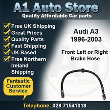 Audi A3 1996-2003 Front Left or Front Right Brake Hose