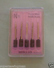 5 Pcs. Standard Replacement Needles For Arrow Clothing Tagging Guns Plastic Tips