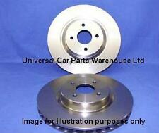RENAULT CLIO MK 3 2005--  TWO FRONT VENTED BRAKE DISCS