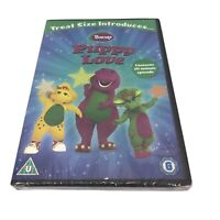 Barney Puppy Love dvd Brand New And Factory Sealed Kids  TV