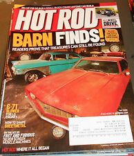 HOT ROD MAGAZINE May 2009- Barn Finds, 6-71 Blower, Sheet Metal...