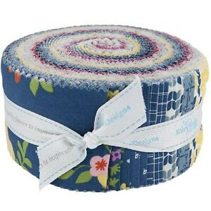 """Bloom and Grow 2.5"""" Rolie Polie by Simple Simon & Co for Riley Blake Designs"""