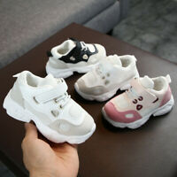 New Toddler Infant Kids Baby Girls Boys Soft Sole Mesh Fashion Shoes Sneakers AU