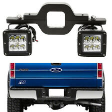 """Fit Ford F150 Ranger Expedition Backup Trailer 3"""" Tow Hitch 18W Led Light Pod"""