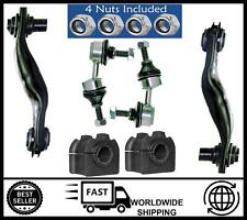 Jaguar X-Type Rear Suspension Control Arms + AntiRoll Bar Bushes + Drop Links