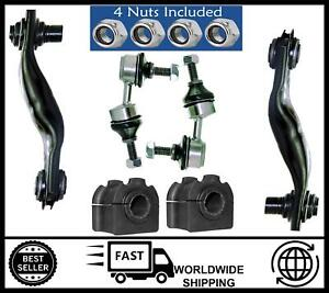 Jaguar X-Type Rear Suspension Control Arms + AntiRoll Bar Bushes + Drop Links