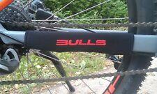 Bici bike bulls rojo Chain Slapper Protection cadenas puntales de protección