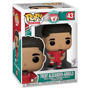 Funko POP! Football Liverpool FC Trent Alexander-Arnold Vinyl Figure 43