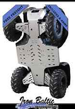 Yamaha Grizzly 700 Iron Baltic 2007-13 ATV Full Bash Plate Kit - Delivery