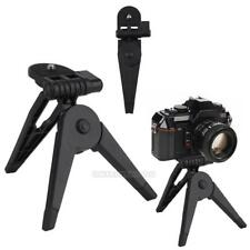 "New Mini Portable Folding Tripod Stand Hand Grip for 1/4"" SLR Sports Camera"