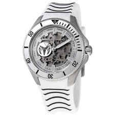 Technomarine Cruise Shark Automatic Silver Dial Men's Watch TM-118021