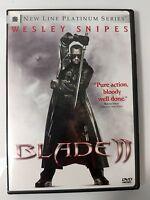 Video DVD - BLADE 2 II - Snipes - 2 Disc Widescreen WS LIKE NEW (LN) WORLDWIDE