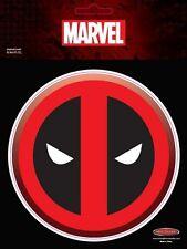 Deadpool Logo Sticker - Comic- Window - Auto Decal