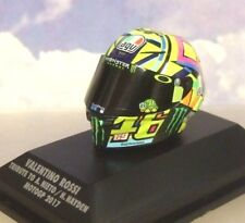 MINICHAMPS 1 8 399170056 AGV Helm Rossi Tribute To Angel Nieto Hayden ´17