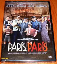PARIS PARIS - FAUBOURG 36 / PARIS 36 - Français Español DVD R2 Precintada
