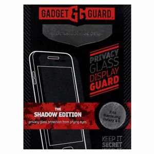 Gadget Guard Screen Protector for Samsung Galaxy S6 - White