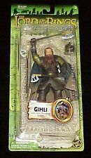 LOTR Lord of the Rings Fellowship of the Ring GIMLI in Original Packaging