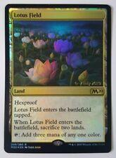 Lotus Field PRERELEASE FOIL - Core Set 2020 (Magic/mtg) Rare