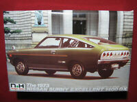 1973 Nissan Sunny Excellent 1400 GX 1:24 Doyusha Motorized Nostalgic Heroes Rare