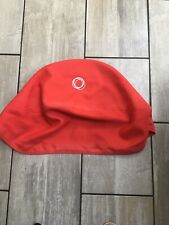 Bugaboo bee Plus Red Hood Canopy Faded Marked Great Template