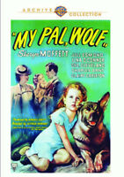 My Pal Wolf [New DVD] Manufactured On Demand, Full Frame