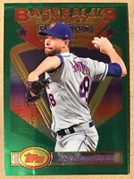 2020 Topps Finest Flashbacks #102 Jacob DeGrom All-Stars New York Mets