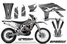 YAMAHA WR450F 2012-2013-2014 GRAPHICS KIT CREATORX DECALS SPEEDX BS