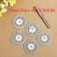 10pc 22 millimetri disco diamantato Adatto Craftsman attrezzo rotativo