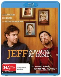 Jeff Who Lives At Home (Blu-ray, 2012)