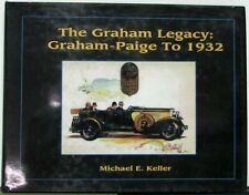 1915 Thru 1932 Graham Paige Reference Book by Michael Keller