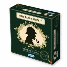 Gibsons 221b Baker Street Sherlock Holmes Master Detective Game