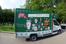 Mercedes Sprinter 310 CDI • Burger Food Truck • Verkaufswagen • Imbisswagen