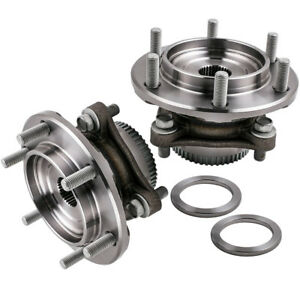 Wheel Bearing Hub Hubs Assembly for Toyota Hilux GGN25R KUN26R 2005-2015 Front
