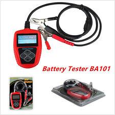 BA101 Professional 12V Car Load Battery Tester Digital Analyzer CCA Test Tool