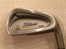 "Titleist DCI 981 DEMO 5 Iron TRI-SPEC REGULAR Flex Steel 66* Lie 38.75"" Length"
