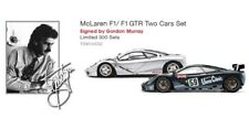 McLaren F1/f1 Gtr #5 Signed by Gordon Murray Limited Edition 300 pcs 1:43 Model