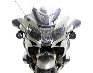 DENALI Auxiliary Light Mounting Brackets for BMW R1200RT '14- - Next Day