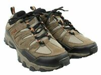 Men's Fila® Midland Brown/Orange Hiking 1QM00014-241 Shoes Size 9